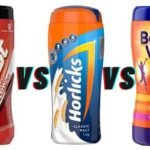 Boost vs Horlicks vs Bournvita