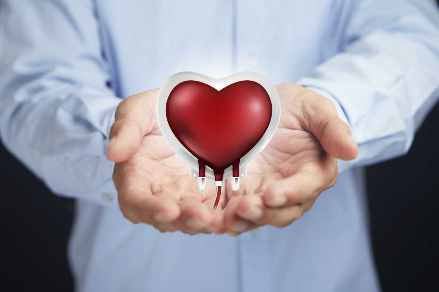 Benefits and side effects of donating blood