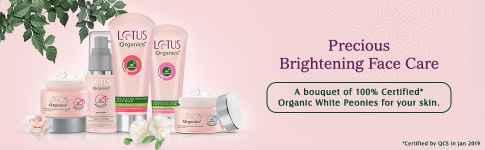 lotus organic +