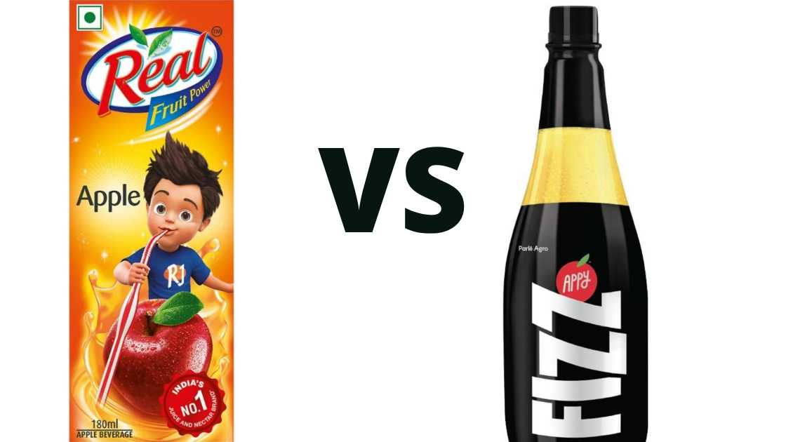 Appy Fizz vs Real Apple Juice - Which is the better apple drink?